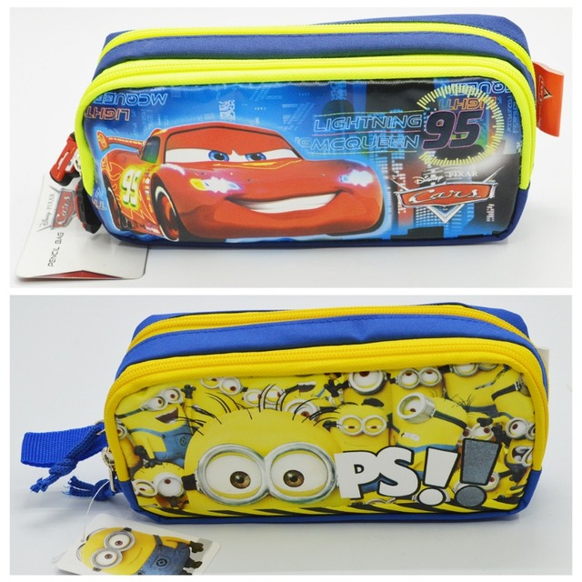 Despicable Me Minions Pencil Bags For Kids