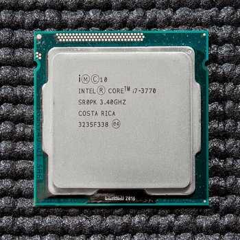 intel Core i7 3770 3.4GHz SR0PK Quad-Core LGA 1155 CPU Processor