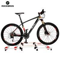 ROCKBROS велосипедный тренажер роликовый велосипедный тренировочный инструмент велосипед Упражнение Фитнес станция велосипед тренажер инстр