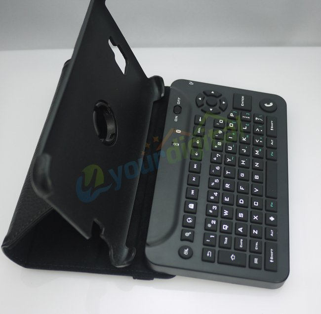 huge discount fbaa6 1afe0 US $29.99 |Freeshipping Keyboard case for Samsung Galaxy Note bluetooth  2.0-in Tablets & e-Books Case from Computer & Office on Aliexpress.com | ...