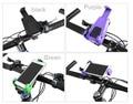 Ротари Регулируемый Мобильный СОТОВЫЙ ТЕЛЕФОН ДЕРЖАТЕЛЬ Велосипед Велосипедное Крепление Подставки Для Doogee Стрелять 1, Doogee X5 MAX Pro F7 T6 Pro