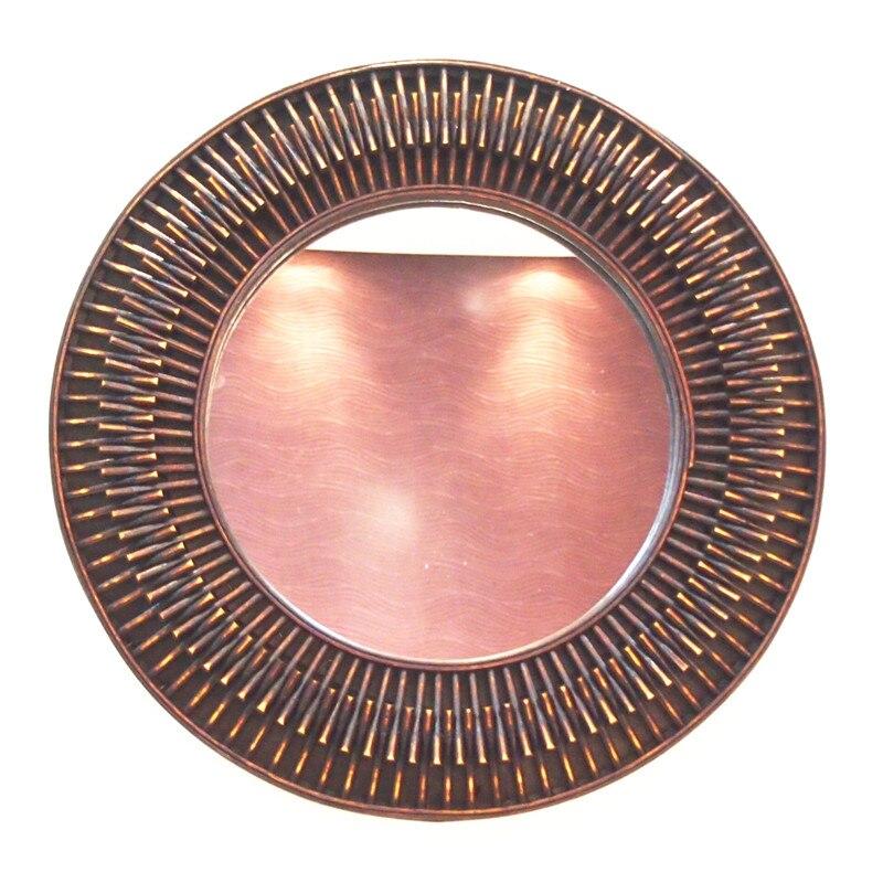 Specchio Rotondo Cornice Metallo Trucco Bontempi : Acquista all ingrosso online antico cornice dello specchio