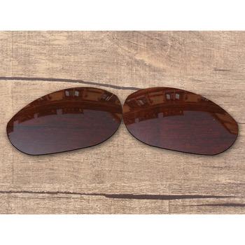 Vonxyz brązowe brązowe spolaryzowane wymienne soczewki do ramy Oakley Monster Dog tanie i dobre opinie Okulary akcesoria Fit for Oakley Monster Dog Frame UV400 Poliwęglan 100 UV protection (UVA UVB UVC) Polarized One pair