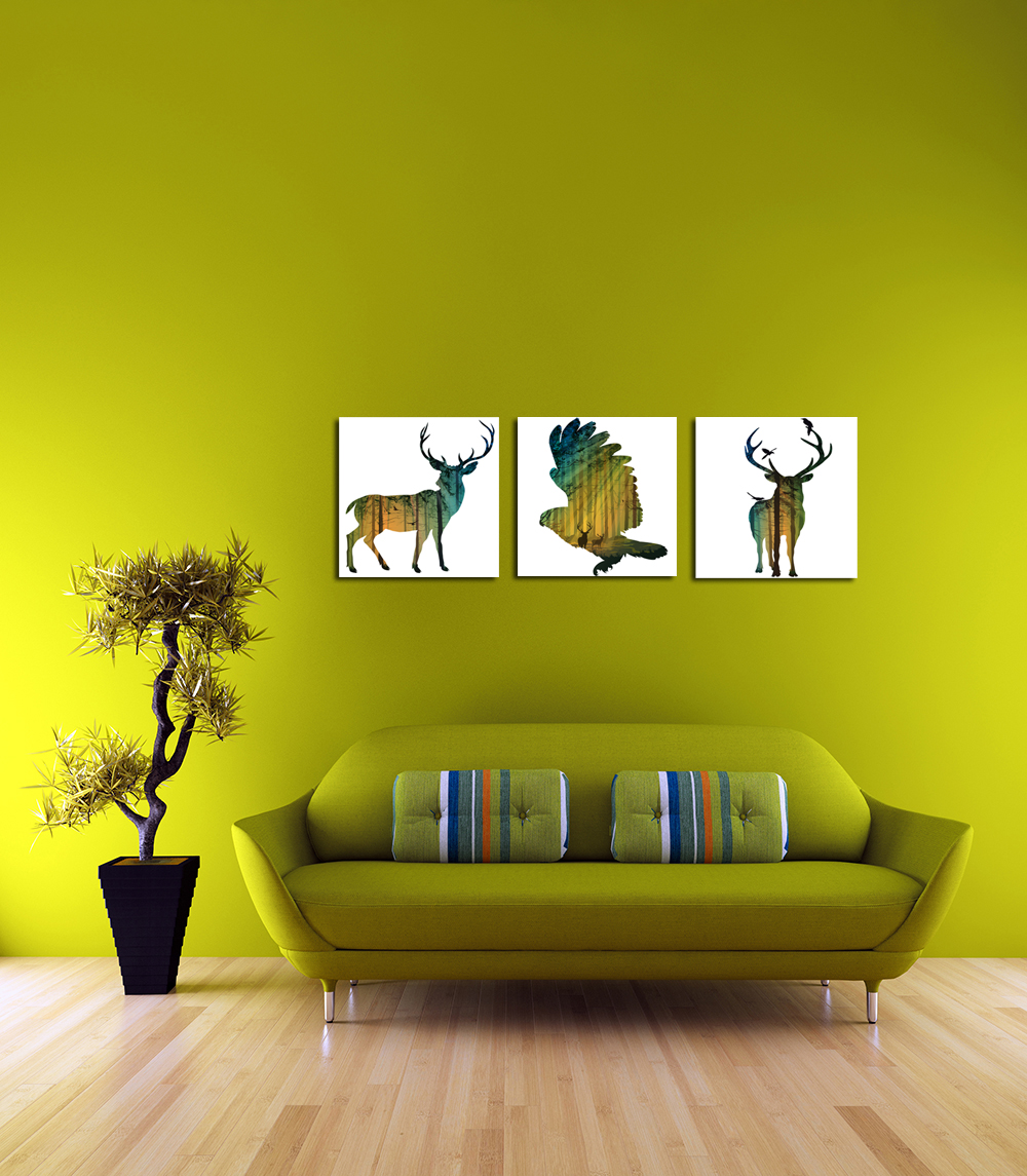 Beautiful Wall Art With Birds Images - The Wall Art Decorations ...