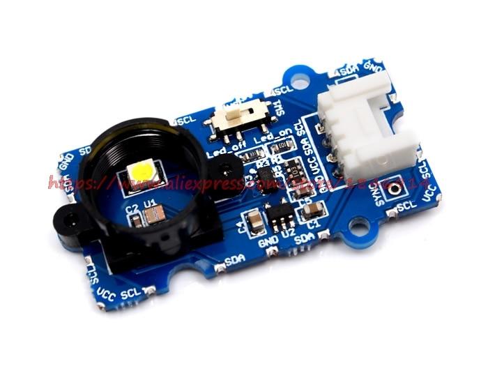 Free shipping     Grove - I2C Color Sensor  Color sensor LED lighting identification Color sensor module