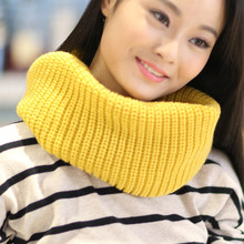 Knitted Winter Scarf