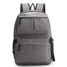 Senkey СТИЛЬ холст Для мужчин рюкзак-мешок Мода г. 15 дюймов ноутбук рюкзак для Для мужчин рюкзак сумка для мужчин mochila