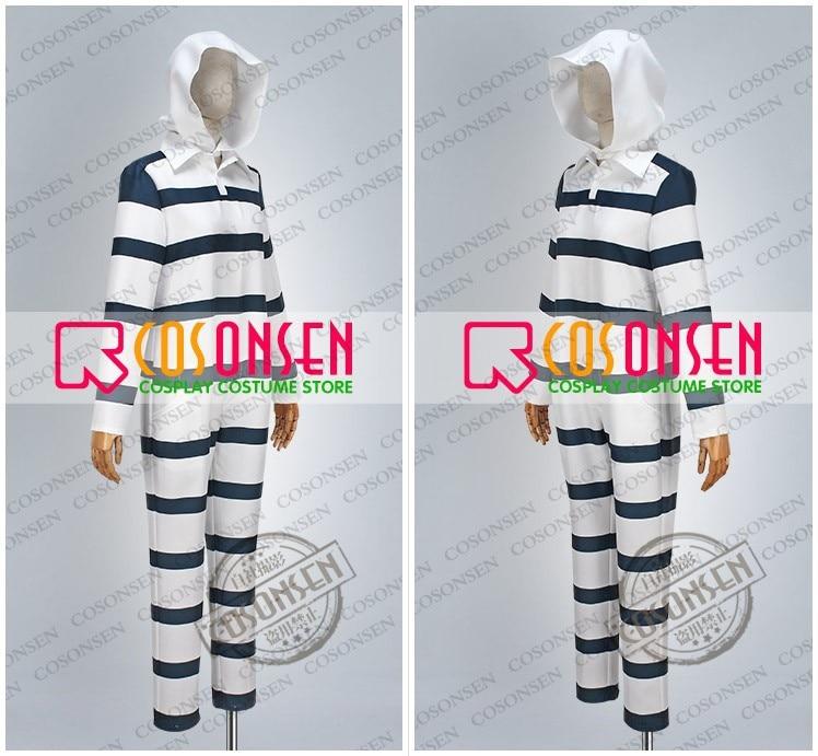 Prison School Joji Nezu Joe SPECAIL OFFERS Cosplay Costume