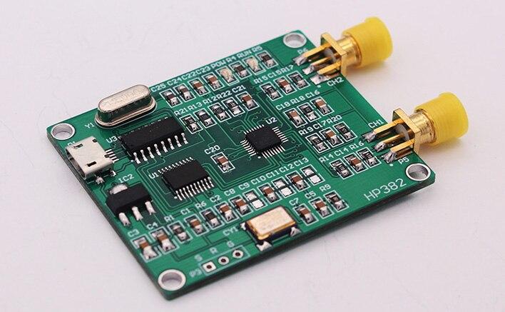 New Version of USB RF Signal Generator Sweep Function RF Generator 140MHz~4.4GHz