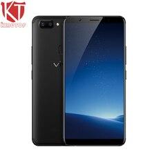 Original VIVO X20 Snapdragon 660 4GB RAM 64GB ROM Full Scree6.01″ 2160*1080P 2k Screen Dual Rear Camera 24+5MP 4G LTE Cell phone
