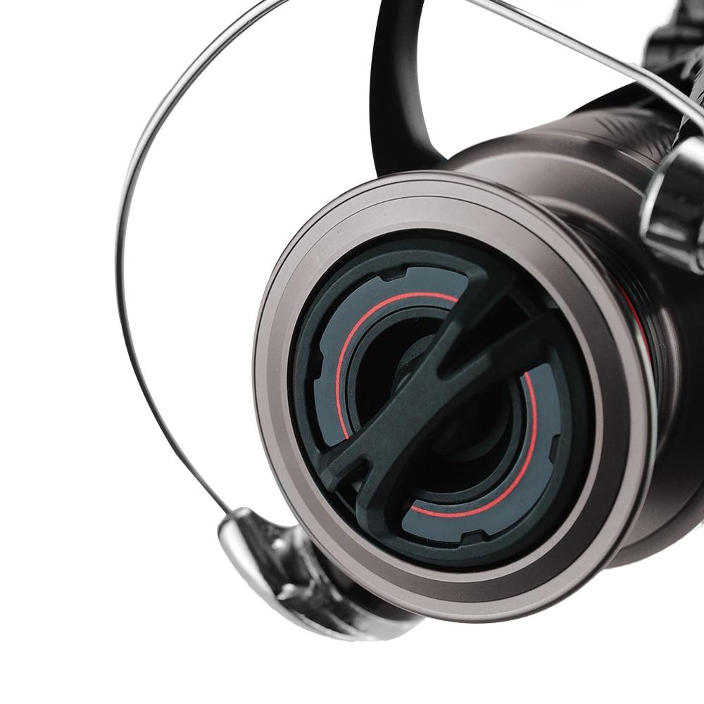 Bobine de filage Shimano CATANA FD d'origine 1000 2500 C3000 4000 3BB 5.0: 1 5.2: 1 rapport de vitesse 8.5 kg bobine de pêche à l'arc de traînée Max - 4