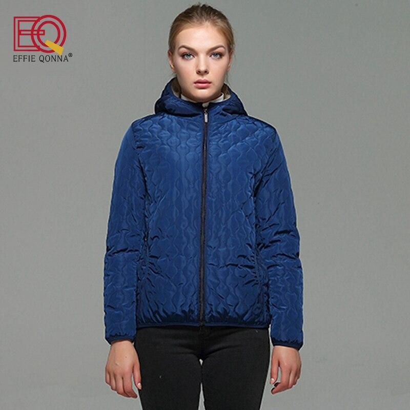 Hooded Fleece Women Winter Jacket 2017 Ns