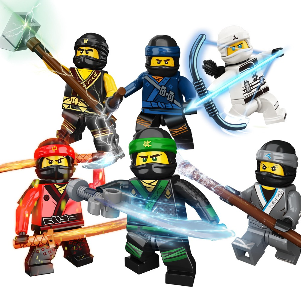 lepin 03044 Ninjagoes figures Building Block Toys Ninja Kai Jay Zane Cole Lloyd Carmadon Bricks toys for children 3ts with pickups custom shop acoustic guitar free shipping custom made it direct manufacturer beautiful and wonderful j 200