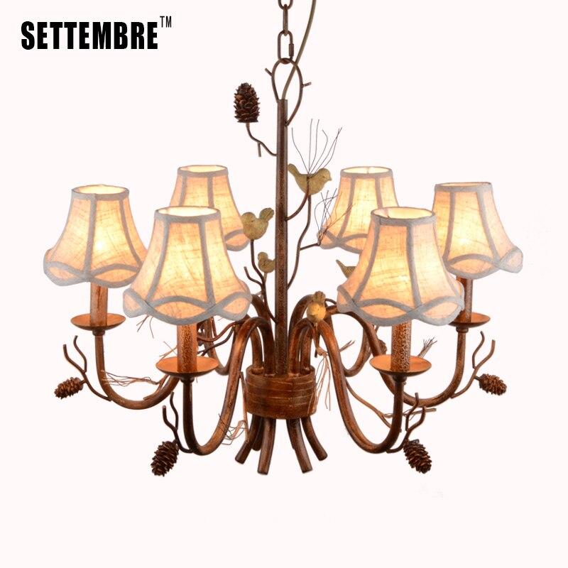 Modern Chandelier Light Vintage Ceiling Fixture Lighting Pendant Lamp 2 packs modern contemporary chandelier lighting crystal ball fixture pendant ceiling lamp 1 light e14