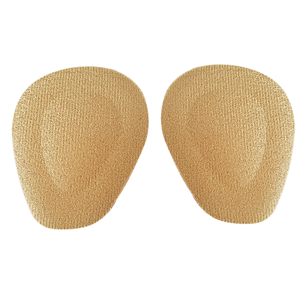 Half Length Foot Cushions Metatarsal Arch Support Pad Massage Feet Shoe Insole in Insoles from Shoes