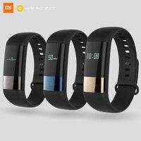 Xiaomi Amazfit smart health wristband Heart rate monitoring Activity sleep tracker Interactive display IP67 waterproof (2017New)