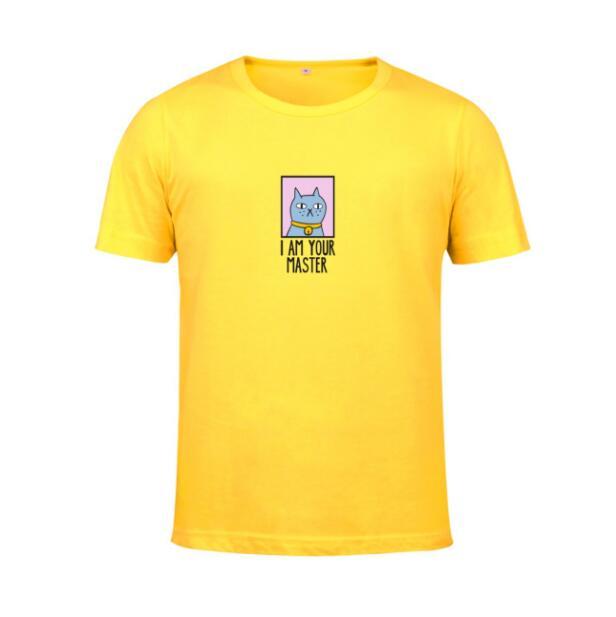New Bts Bangtan Boys Jin I Am Your Master street snap style o neck short sleeve Unisex tshirt tee t shirt