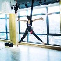Высокое качество Эспандеры висит Training ловушки тренировки Спорт домашнее оборудование для фитнеса тренажер