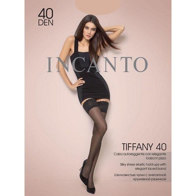 Чулки женские INCANTO TIFFANY 40