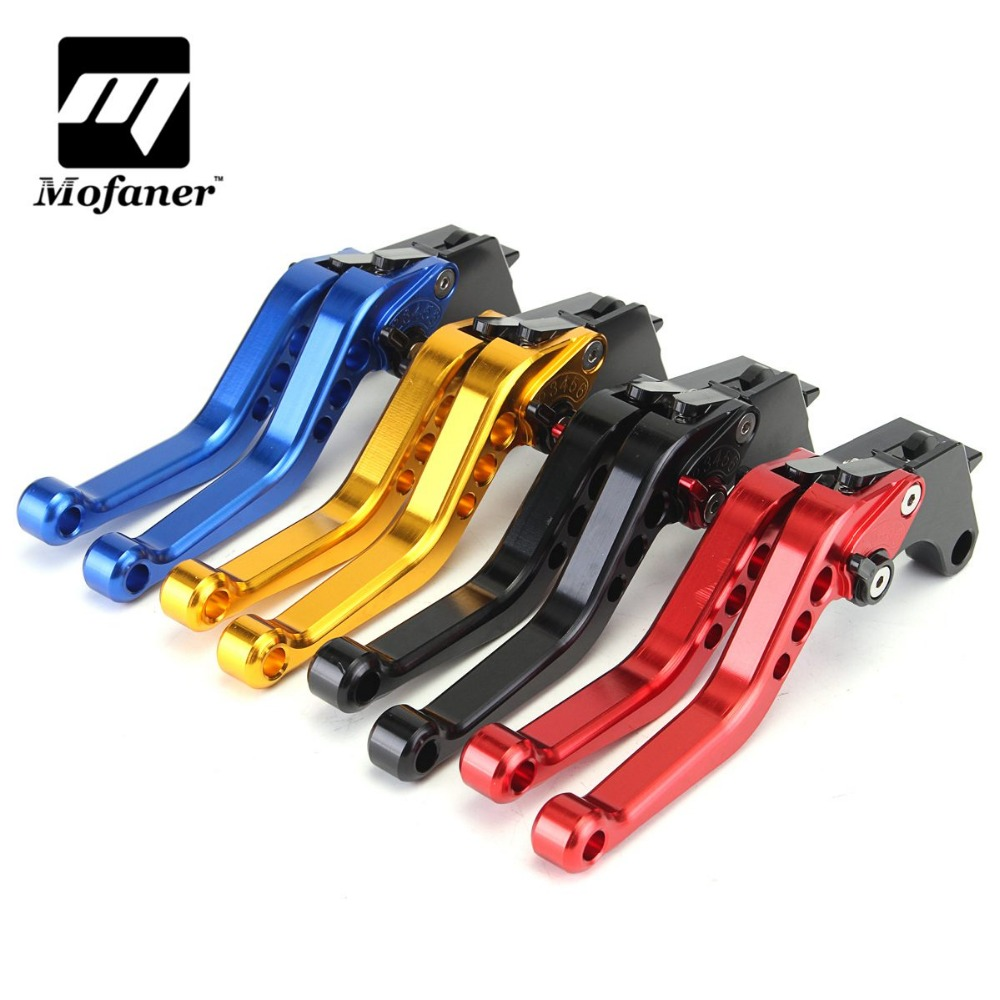 CNC Short Adjuster Brake Clutch Levers Motorcycle Racing Lever For Honda Grom MSX125 14-17/ CBR250R 11-13