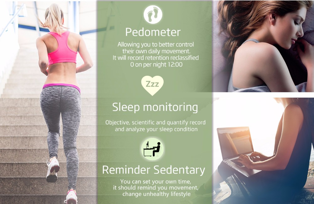 NO.1 G5 Smart Fitness Tracker  (10)