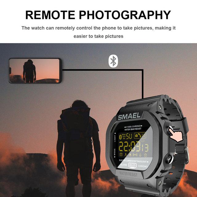 Bluetooth Smart Watch for Men