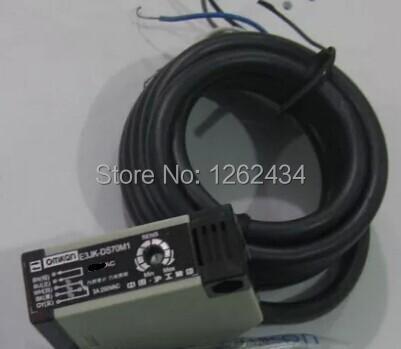 Photoelectric switch E3JK-DS70M1 DC12V  70 cm e3x da21 s photoelectric switch
