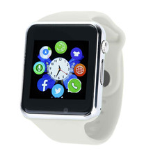 2016 New Smartwatch Bluetooth Smart uhr für Apple iPhone & Samsung Android Telefon Intelligente uhr Smartphone Uhr