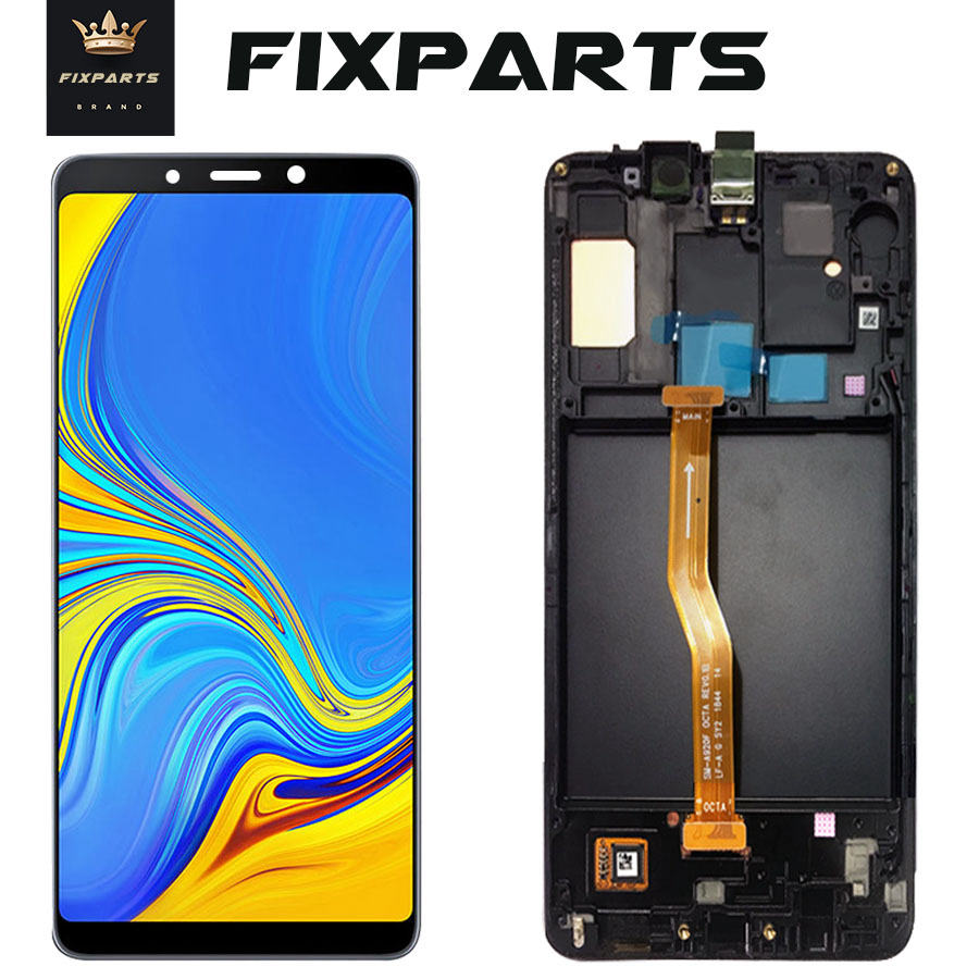 For <font><b>Samsung</b></font> <font><b>Galaxy</b></font> <font><b>A9s</b></font> <font><b>LCD</b></font> Display Touch <font><b>Screen</b></font> Digitizer Repair Accessory 6.4 inch Phone For <font><b>SAMSUNG</b></font> A92000 <font><b>LCD</b></font> SM-A9200 <font><b>Screen</b></font> image