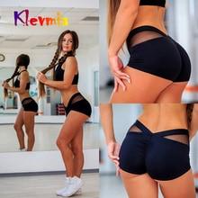 Women INS Compression Breathable Running Shorts Women Gym Short Slim Mesh Short Fitness Workout Elastic Yoga Shorts Activewear цена