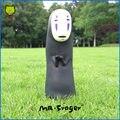 Г-н Froger Нет лицо человека 20 см копилка человек Миядзаки Хаяо Унесенные Призраками мультфильм сахар резинка рисунок куклы анимация коллекционирование