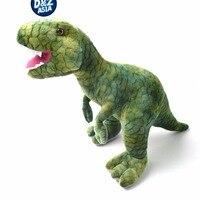 Rex dinosaur doll large plush toys Jurassic children birthday gift