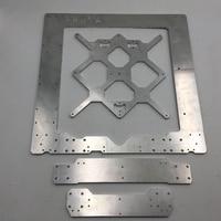 3D printer frame Compatible with Prusa i3 MK3 frame case oxidation aluminum alloy metal panel
