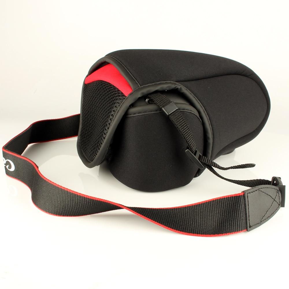 DSLR Camera Bag Inner Soft Case Cover For Canon 1300D 200D 800D 1200D 600D 750D 700D 100D 80D 760D 1500D 550D 1100D 650D 7D MII
