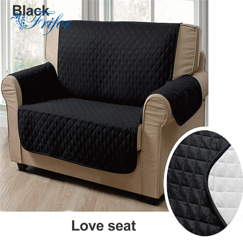 Waterproof love seat sofa slipcovers cheap for living room - Forro para sofa ...