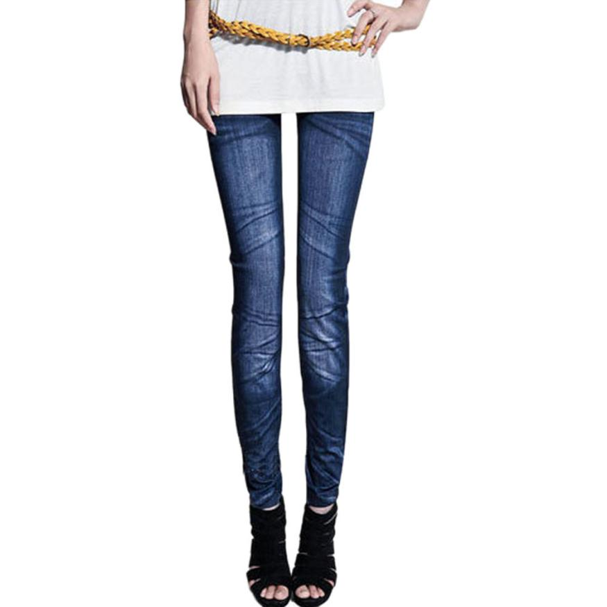 New Fashion Sexy Women Slim Jeans Skinny Jeggings Stretchy ...