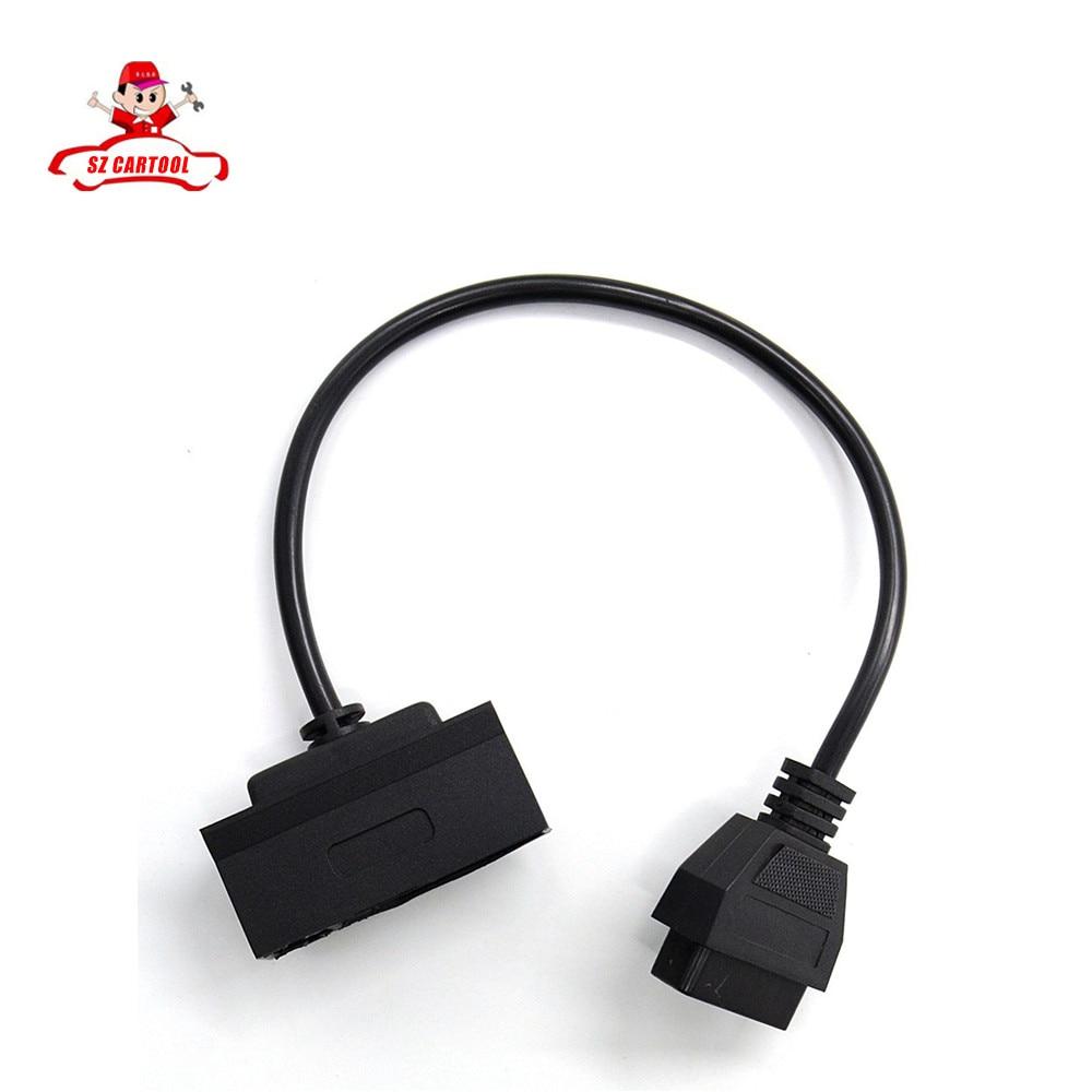 Großhandel für Ford 7Pin zu OBD2 16Pin Kabel Konverter Für Ford 7 ...