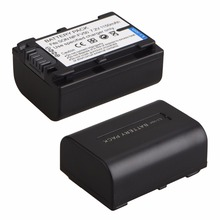 1pc 1150mAh NP-FV50 NP FV50 Digital Camera Battery for Sony HDR-SR68 DCR-SX85 DCR-SR20E DCR-SR21E HDR-CX190 HDR-CX130 Bateria