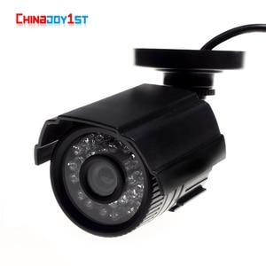 Image 3 - Наружная Водонепроницаемая камера видеонаблюдения, 4 мм, 800TVL, дневное и ночное видение