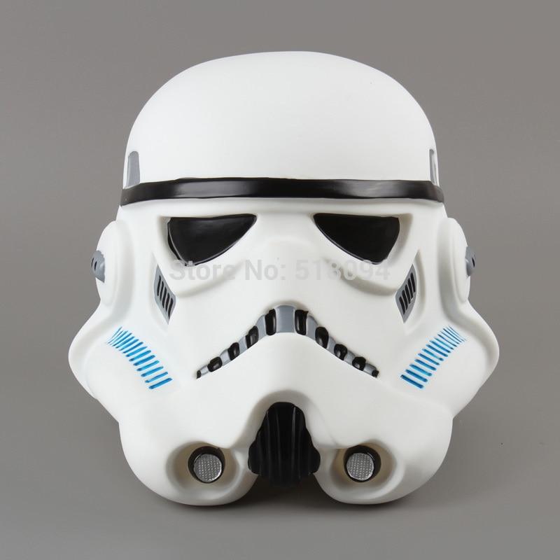 ФОТО Star Wars Helmet Piggy Bank WStar Wars Clone Trooper Stormtrooper PVC Action Figure Model Toy Free Shipping MVFG172
