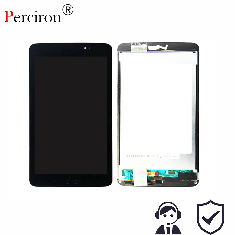 цена на NEW 8.3'' inch For LG G Pad 8.3 VK810 LCD Display with Touch Screen Digitizer Sensor Panel Full Assembly Black Free shipping
