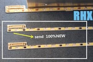 Image 4 - ل إصلاح هاير تلفاز LCD LED الخلفية LE50A5000 50DU6000 المادة مصباح V500H1 ME1 TLEM9 1 قطعة = 68LED 623 مللي متر