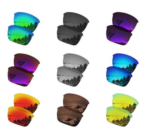 SmartVLT Polarized Replacement Lenses For Oakley Thinlink Sunglasses - Multiple Options