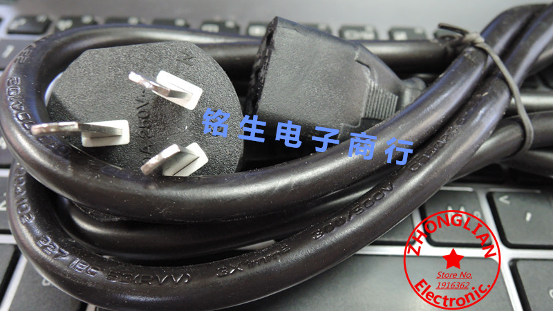 1pcs/Lot The host computer display of banknote printer character three coarse wire plug power : cpu power switch wiring - yogabreezes.com