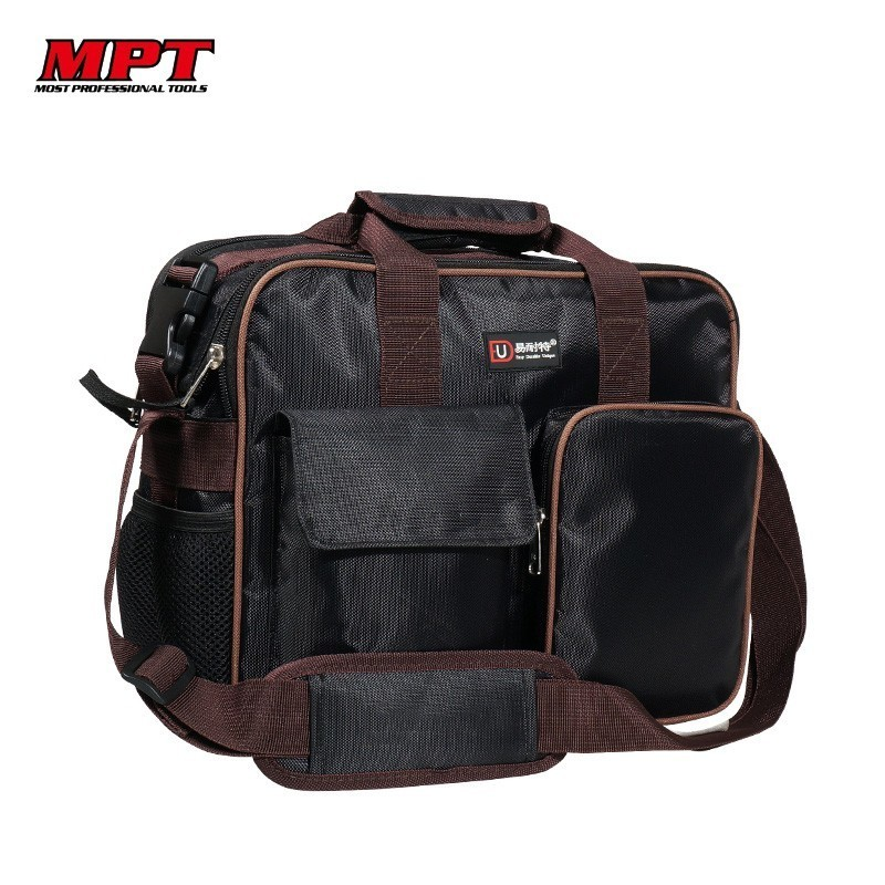 Portable Satchel Belt Tool Bag Organizer Spanner Pouch Hardware Electrician Repair Toolbox Storage Box Work Kitbag Big Toolkit
