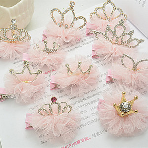Pet Puppy Dog Cat Hair Bows Cr