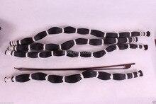 1kg 80-85cm black bow horse hair Bow Hair Horse Tail natural mongol