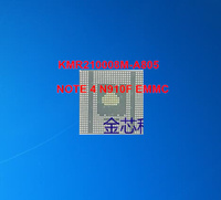 For Samsung Note4 N910F EMMC Memory Nand Flash Chip IC With Programmed Firmware