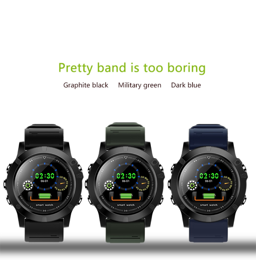 696 L11 Men Smart Bracelet Heart Rate Blood Pressure Fitness Tracker IP68 Waterproof Smart Watch for Android IOS smart phone 13