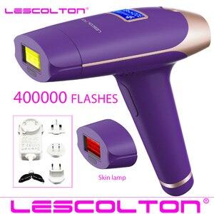 Image 4 - Lescolton 7in1 6in1 5in1 4in1 ipl 脱毛器永久レーザー脱毛 1900000 パルス depilador レーザービキニ photoepilator